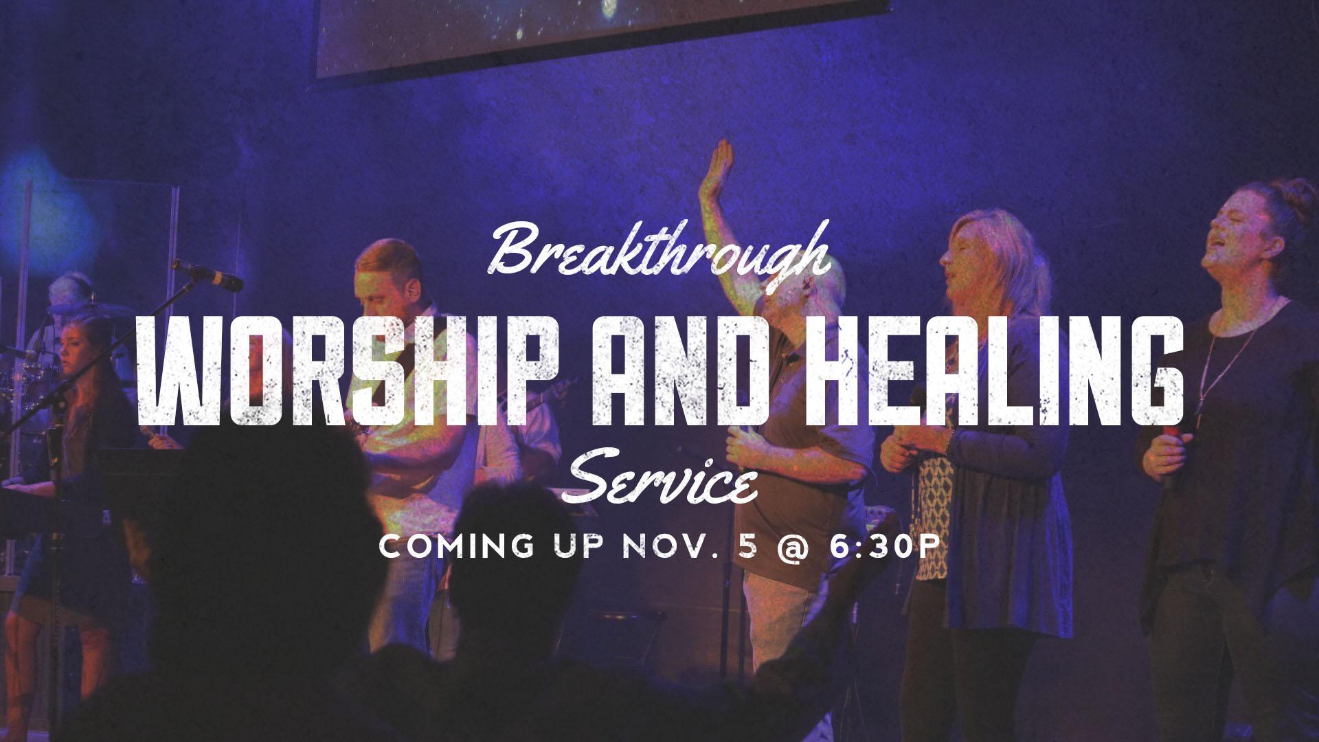 Worship and Healing Service | King's Way Church | Ashland